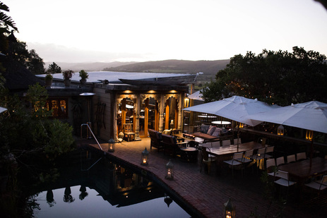 Where to stay on the Garden Route