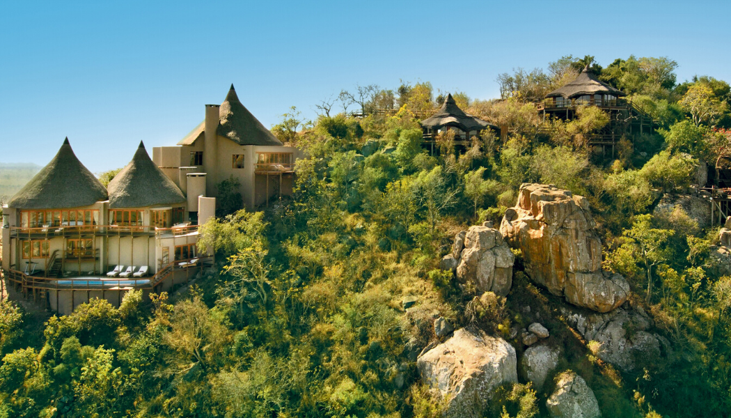 Richard Branson's Safari Lodge, Ulusaba